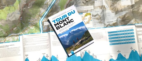 TMB book and map